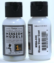 Mission Models Gloss Clear 1fl oz  MMA-006