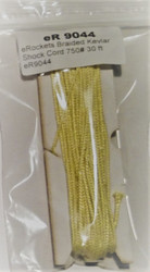 eRockets Braided Kevlar Shock Cord 750# 30 ft  eR9044