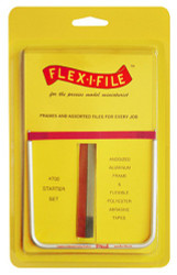 Flex I File 0700 Detail Sanding Starter Kit