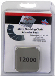Flex I File 2000 Micro Finishing Cloth Sanding Abrasive Pads