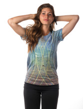 'Evolution' Tee by Amanda Sage