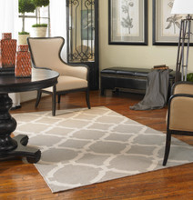 Bermuda, Gray Area Rugs