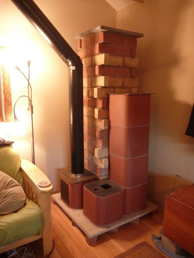 Rocket Heater Kit Heater Castle Build Kit