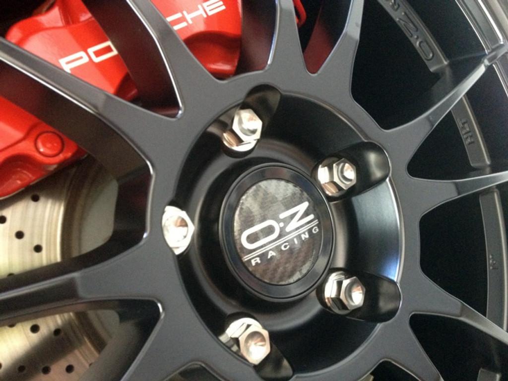 Porsche Titanium Two Piece Lug Bolt Set