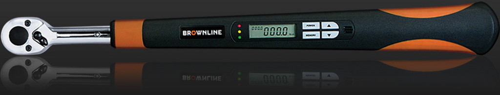 Brown Line Torque Wrench - Digital
