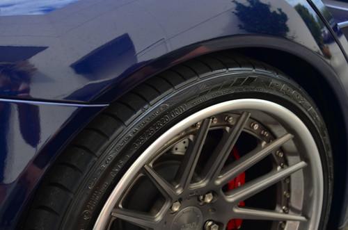 TIKORE Tire Shine (Precision Series) – White/Coconut