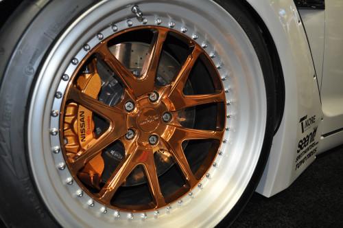 Nissan GTR Titanium Closed Ended Lug Nut Set
