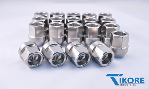 Ford Mustang Titanium Open Ended Lug Nut Set