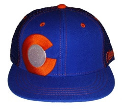 COLORADO BRONCO CAP