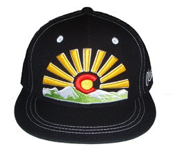 COLORADO SUNSET CAP