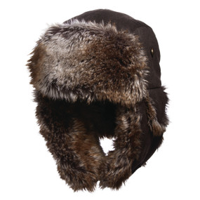 FAUX FUR AVIATOR