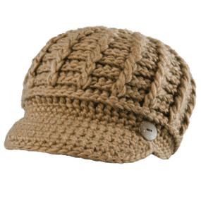CHUNKY KNIT CAP