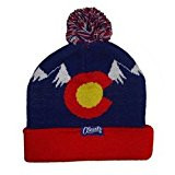 COLORADO MOUNTAINS BEANIE