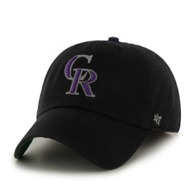 CO ROCKIES 47 FRANCHISE FITTED CAP