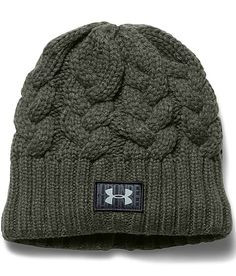 WOMEN'S UA AROUND TOWN BEANIE DTG//BOU