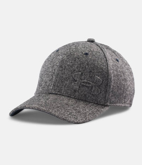MENS UA WOOL LOW CROWN CAP