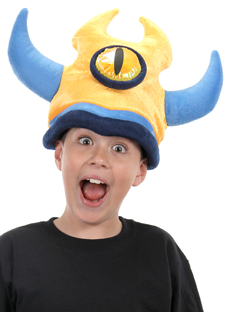 FREDZILLA HAT