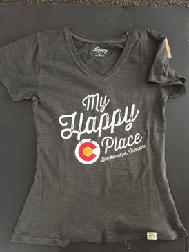 MY HAPPY PLACE T PEPPER