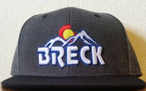 BRECK 3D FLAT BRIM II