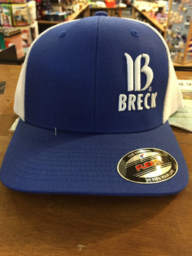BRECK OFFICIAL 3D TRUCKER W TEXT