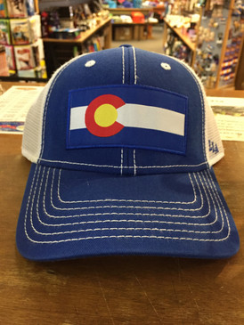 COLO FLAG HAT PATCH