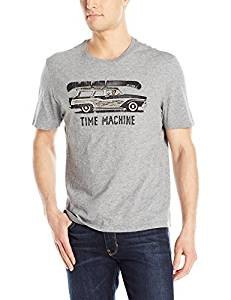MENS SMOOTH T TIME MACHINE