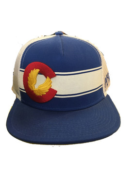 CO FLAG WINGS CAP