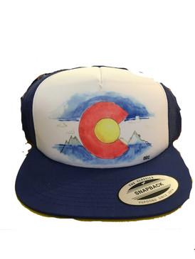 CO WATERCOLOR CAP