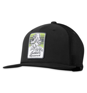 OR SQUATCHIN TRUCKER CAP