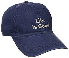 LIG CHILL CAP BRANDED DARK BLUE