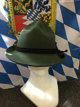 BAVARIAN WOOL HAT