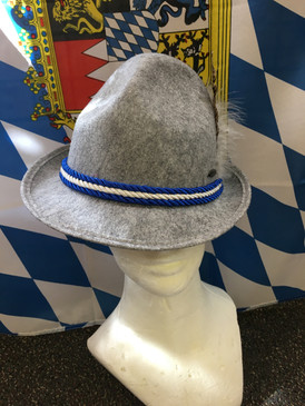 ROPE BAVARIAN HAT