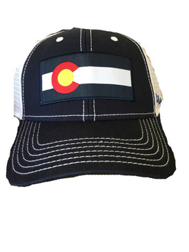 CO FLAG PATCH TRUCKER