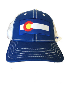 CO FLAG PATCH TRUCKER II
