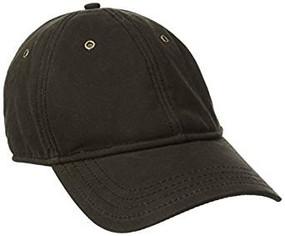 WOOLRICH WAX COTTON CAP