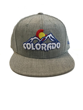 CO MTN 3D SNAP BACK CAP