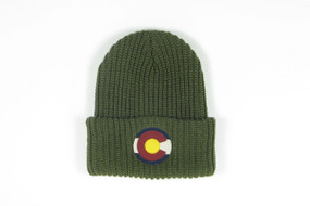KLCB BEANIE TOKEN CO ARMY