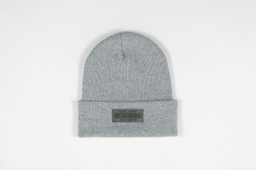 KNC01 BEANIE CO PLATE GREY