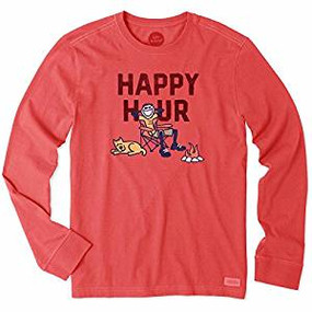 MNS L/S HAPPY HOUR CAMP