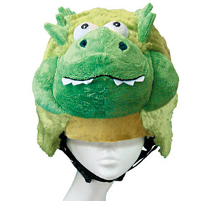 PICKLES THE ALIGATOR HELMET COVER