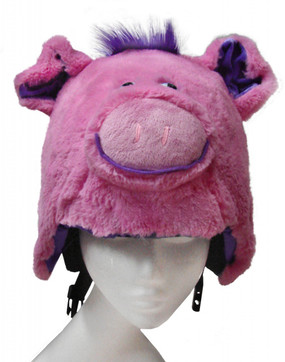 POPPI THE PIG HELMET COVER