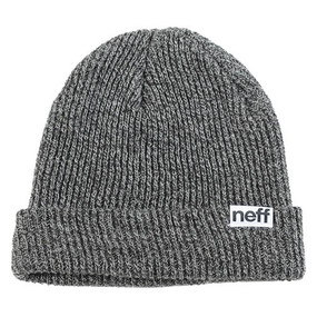 FOLD HEATHER BEANIE
