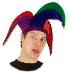 COURT JESTER MULTICOLOR