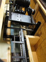 MT Tables Legacy 500 Intersegmental Traction Table - Inside Table