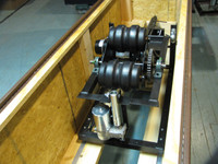 MT Tables Legacy 500 Intersegmental Traction Table - Rollers