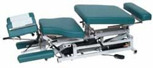 Lloyd 402 Elevation Chiropractic Table with All Drops