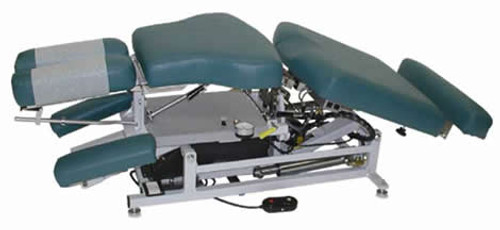 Lloyd 402 Flexion Elevation Chiropractic Table