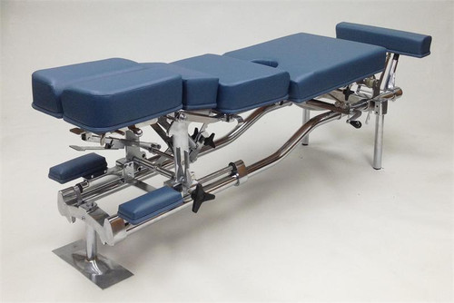 Zenith Model 52 Stationary Chiropractic Table