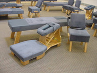 Complete Gonstead Set by Choate Tables