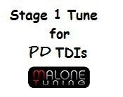 Malone Stage 1 Tune for PD TDI Engines (PD-Stage1)